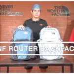 Review With Rikas Harsa – TNF Router Backpack