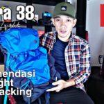 THE NORTH FACE – HYDRA 38 || REKOMENDASI ULTRALIGHT BACKPACKING