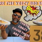 THESE NOT SELLING YEEZY 380 PEPPER (THEY FIRE THO) !!!!!