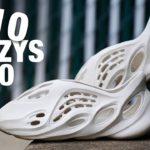 TOP 10 Adidas YEEZY Sneakers of 2020
