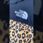 Пуховик The North Face гипард