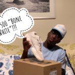 """YEEZY 500 """"Bone White"""" SNEAKER REVIEW!!! (Plus on feet look)"""