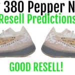 Yeezy 380 Pepper NRF/RF – Resell Predictions – Good Personals! Good Resell!