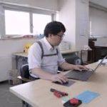 【事務作業・デスクワーク】サポートジャケット使用事例