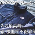 【デナリジャケット】ノースフェイスの神フリースを徹底解説!【サイズ感・豊富な機能性】