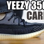 ADIDAS YEEZY 350 V2 CARBON REVIEW & ON FEET + SIZING & RESELL PREDICTIONS. WORTH THE PRICE?