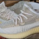ASMR Unboxing Adidas Yeezy Boost 350 Natural Color + How To Legit Check!