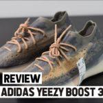Adidas YEEZY BOOST 380 MIST (Non Reflective) | Review + On Feet | DEUTSCH