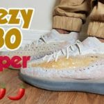 Adidas Yeezy 380 Pepper Review & on Feet in 4K