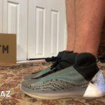 Adidas Yeezy Quantum Teal Blue