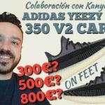 Aquí están las EXCLUSIVAS ADIDAS YEEZY BOOST 350 V2 CARBON!! (Colaboración con KANYE WEST)🔥🔥🔥🔥!!!