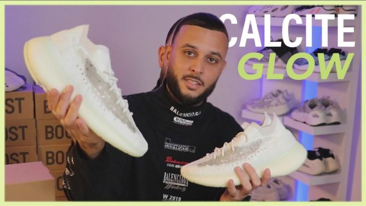 BETTER THAN THE ALIEN!! YEEZY 380 CALCITE GLOW REVIEW & ON FEET