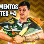 Lançamentos Recentes (Dunk , Off White, Yeezy QNTM) – Tiago Borges