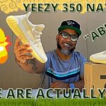 """THESE ARE ACTUALLY FIRE YEEZY 350 NATURAL """"ABEZ"""""""