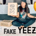 WATCH THIS BEFORE Buying Yeezy's Online   Real VS Fake YEEZY  BOOST 350 V2