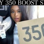 YEEZY 350 BOOST SYNTH UNBOXING