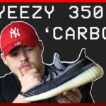 YEEZY 350 V2 'CARBON' REVIEW!!