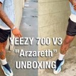 """YEEZY 700 V3 """"ARZARETH"""" REVIEW & UNBOXING"""
