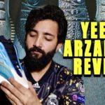 YEEZY ARZARETH REVIEW + MYSTERY BOX !!
