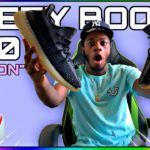 """YEEZY BOOST 350 """"CARBON"""" ASRIEL REVIEW AND ON FEET"""