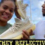 😍YEEZY BOOST 350 V2 NATURAL❕ | SHOE REVIEW