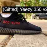 Yeezy 350 Bred (Gifted) Review and On foot