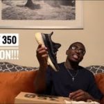 """Yeezy 350 """"Carbon"""" Sneaker Review!!!"""