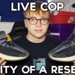 Yeezy 350 V2 Carbon & Supreme BOGO L/S | LIVE COP/FAIL | Reality Of A Reseller EP12