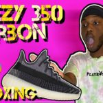 yeezy 350 boost carbon unboxing
