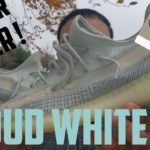 Adidas Yeezy Boost 350 V2 Cloud White Review and On Foot, 1 year later !