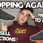 HOW TO COP YEEZY 500 UTILITY BLACK RESTOCK!!! UTILITY BLACK YEEZY 500 RESELL PREDICTIONS!!!