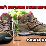REVIEW SEPATU GUNUNG THE NORTH FACE MENS HEDGEHOG II MID HIKE GORE-TEX #GEARREVIEW