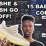 Sevs' Success Episode 31 – 15 PAIRS OF ADIDAS YEEZY BOOST 350 V2 NAUTRAL COPPED!!! BAE SIZES ONLY!!!