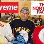 Supreme Items – Smurf Deck, The North Face Jacket, Box Logo Etc