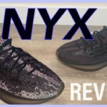 WATCH BEFORE YOU BUY YEEZY 380 ONYX REFLECTIVE REVIEW AND ON FOOT