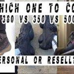 YEEZY BATTLE: YEEZY 380 ONYX VS YEEZY 350 V2 BRED VS YEEZY 500 UTILITY BLACK