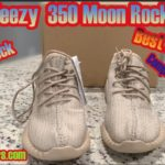 Yeezy 350 Boost Moon Rock Legitch check With Replicas!!