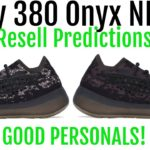 Yeezy 380 Onyx NRF/RF – Resell Predictions – Good Personals! Good Investment!