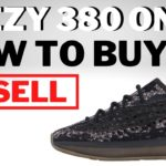 Yeezy 380 Onyx Resell Predictions and More!