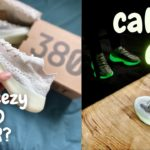 Yeezy 380 best colorway better than the OGs! Yeezy 380 Calcite Glow Unboxing