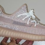 """ADIDAS YEEZY 350 V2 """"SYNTH"""" REFLECTIVE **REVIEW AND ON FOOT**"""