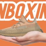 Adidas YEEZY Boost 350 V2 Sand Taupe *unboxing* (4K)