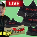 DID YOU GET A W? YEEZY 350 V2 BRED