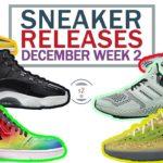 December 2020 Sneaker Releases Week 2    J Balvin Jordan 1, Yeezy 380 Hylte Glow, Jordan 11 Jubilee
