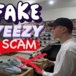 Did He Try To SCAM Me With These FAKE Yeezys?! (A Day In The Life Of A SNEAKER RESELLER Part 87.)