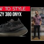 How to Style: Yeezy 380 Onyx Sneakers