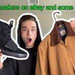 Selling Sneakers on eBay! VLOG + Pickups (including UNRELEASED YEEZY SEASON item)
