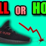 Should You SELL Or HOLD The Yeezy 350 BRED ?