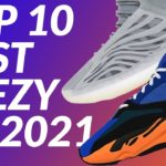 TOP 10 Most Anticipated YEEZY's for 2021
