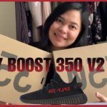 UNBOXING YEEZY BOOST 350 V2 BRED